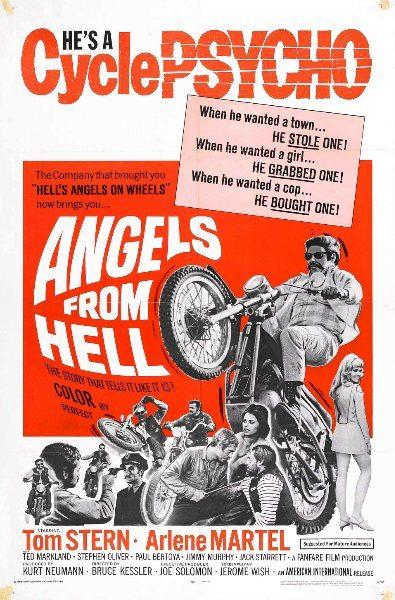 Ангелы из ада - Angels from Hell