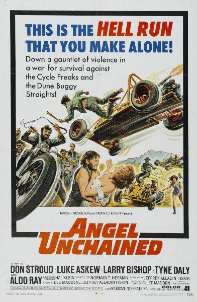 Освобожденный ангел - Angel unchained
