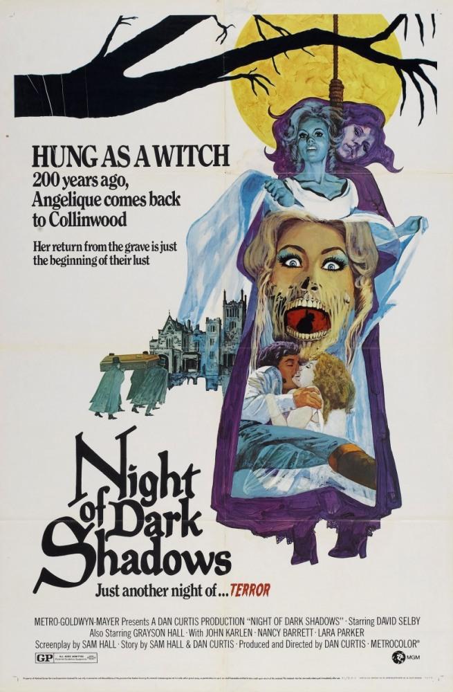 Ночь темных теней - Night of Dark Shadows