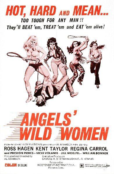 Ангельские личики - Angels' Wild Women