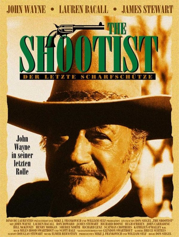 Самый меткий - The Shootist