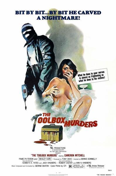 Кошмар дома на холмах - The Toolbox Murders