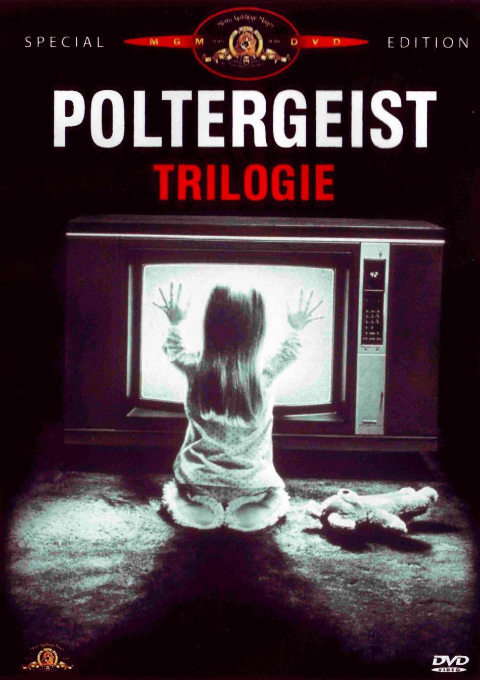 Полтергейст: Трилогия - Poltergeist- Trilogy