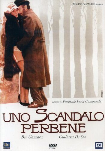 Порядочный скандал - Uno scandalo perbene