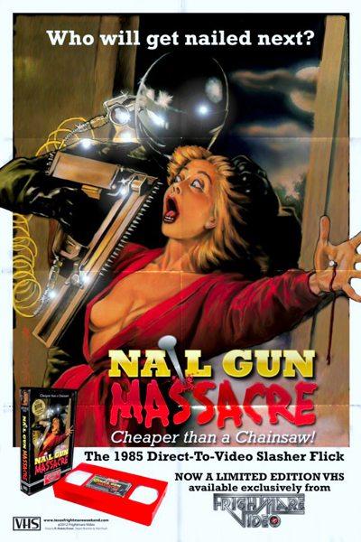 Резня пневматическим молотком - The Nail Gun Massacre