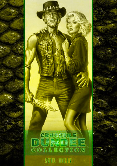 Крокодил Данди: Трилогия - Crocodile Dundee- Trilogy