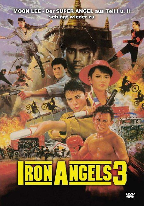 Ангелы 3, Возвращение Железных ангелов - Tian shi xing dong III mo nu mo ri