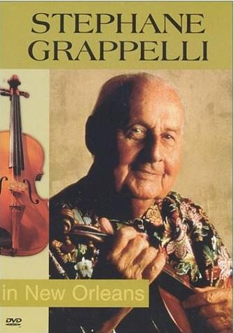 Stephane Grappelli - in New Orleans
