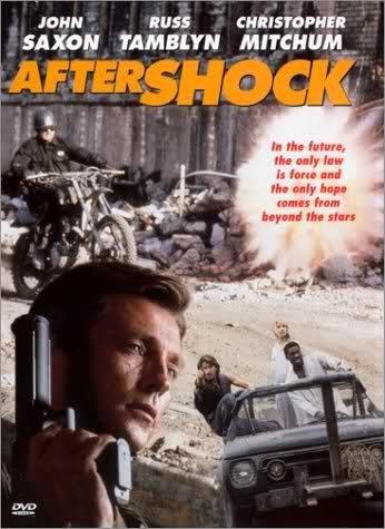 Повторная встряска - Aftershock