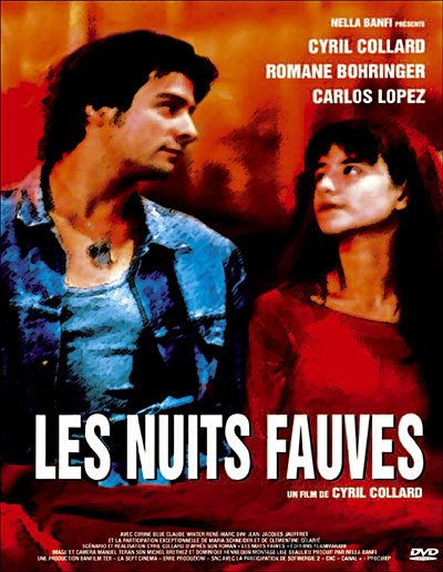 Дикие ночи - Les Nuits Fauves