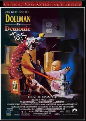 Кукольник против демонических игрушек - Dollman vs. Demonic Toys
