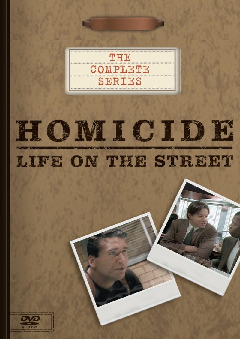 Убойный отдел: Жизнь на улице - Homicide- Life on the street