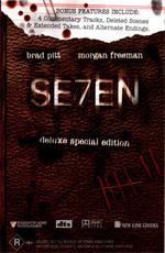 Семь: Дополнительные материалы - Se7en- Bonuces