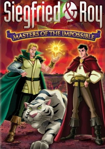 ������� � ��� - Siegfried & Roy- Masters of The Impossible