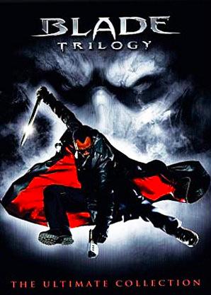 Блэйд: Трилогия - Blade- Trilogy