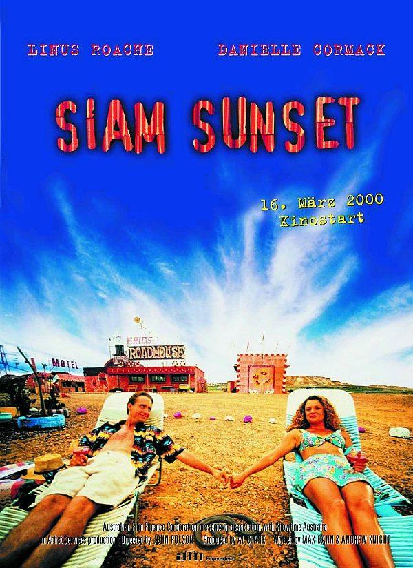Закат в Сиаме - Siam Sunset