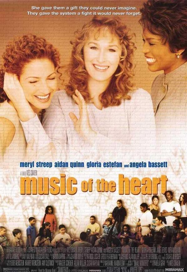 Музыка сердца - Music of the Heart