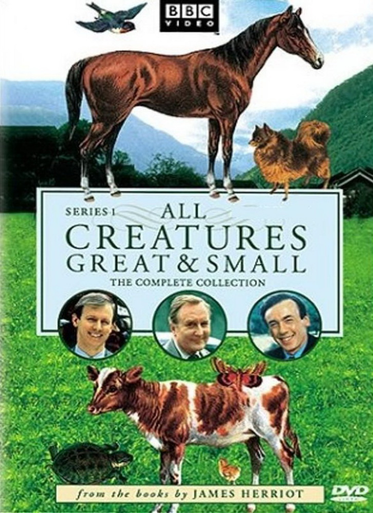 � ���� ��������� - ������� � ����� - All Creatures Great and Small