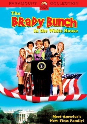 Семейка Брэди в Белом Доме - The Brady Bunch in the White House