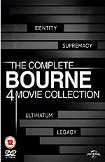 Джейсон Борн - Квадрология - Jason Bourne Quadrilogy