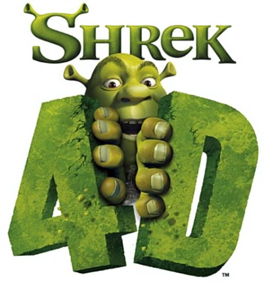 Шрэк 4-D - Shrek 4-D