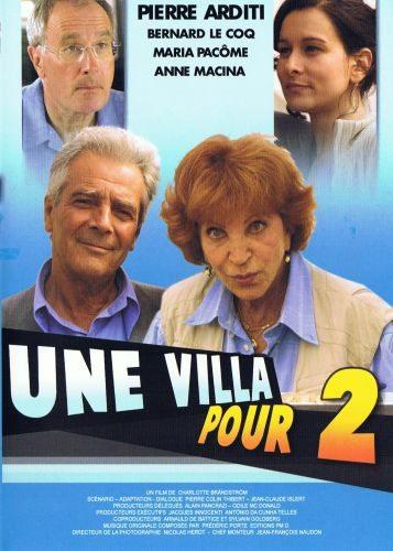 Вилла на двоих - Une villa pour deux