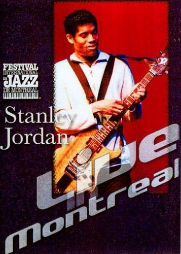 Stanley Jordan - Live in Montreal 1990