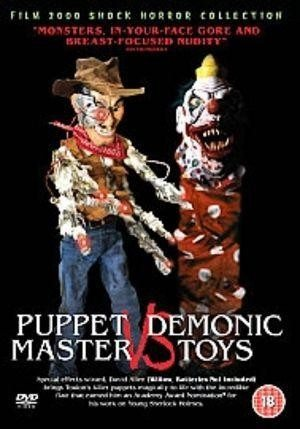 Повелитель кукол против демонических игрушек - Puppet Master vs Demonic Toys