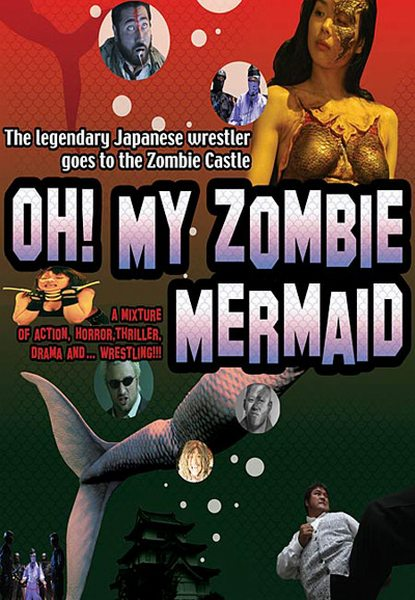 Ох! Моя зомби русалка - Oh! My Zombie Mermaid