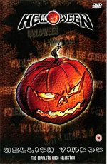 Helloween - The Hellish Videos: Complete Video Collection DVD