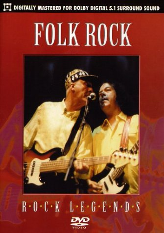 V.A.: Folk Rock - Anthology - Rock Legends