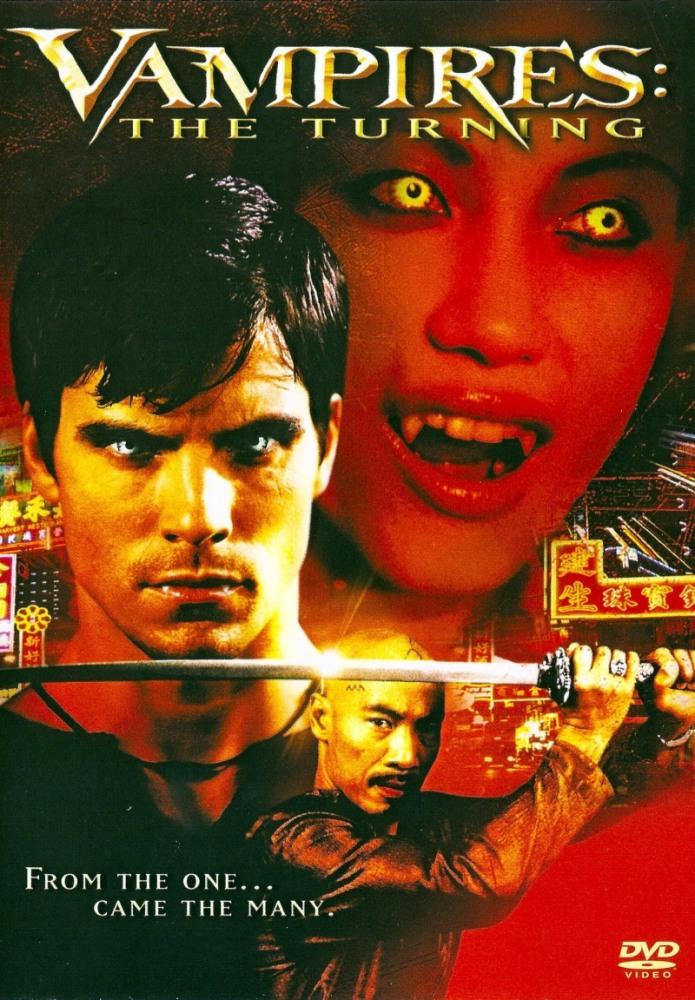 Вампиры 3: Пробуждение Зла - Vampires- The Turning