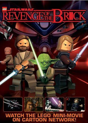 ЛЕГО Звездные войны: Месть детальки - Lego Star Wars- Revenge of the Brick