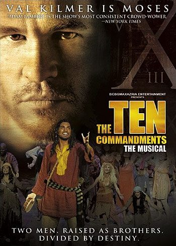 ������ ���������: ������ - The Ten Commandments- The Musical