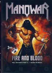 Manowar: Fire And Blood