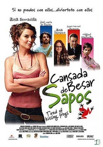 Надоело целовать лягушек - Cansada de besar sapos