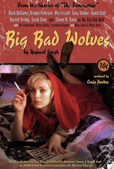 Большие плохие волки - Big Bad Wolves