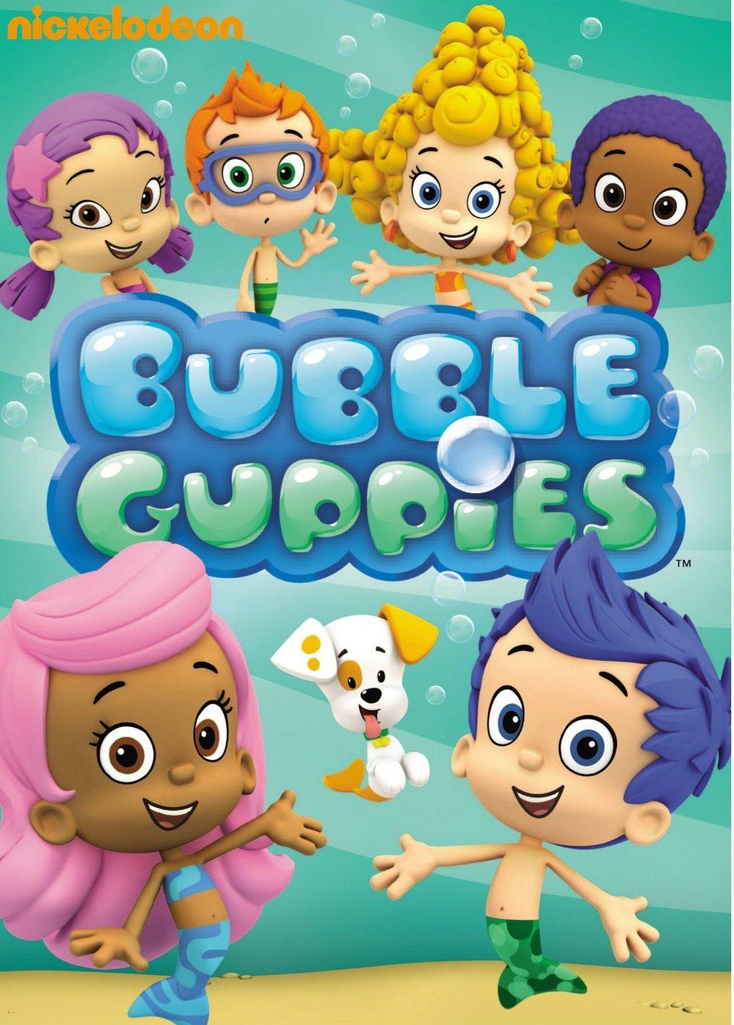 Веселые рыбки - Bubble Guppies