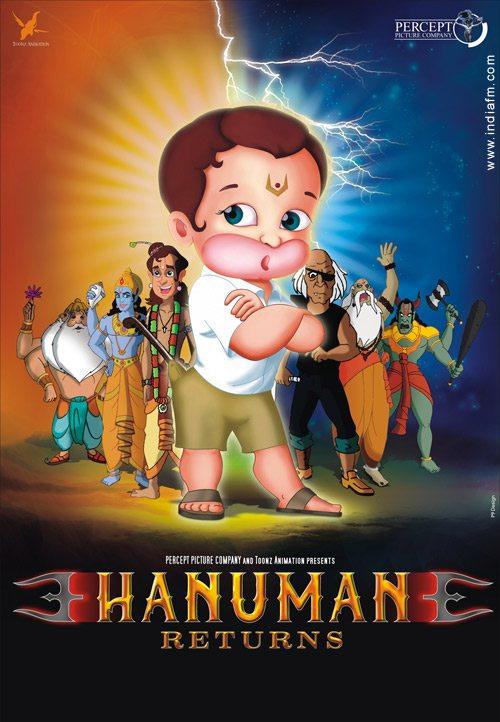 Возвращение Ханумана - Return of Hanuman