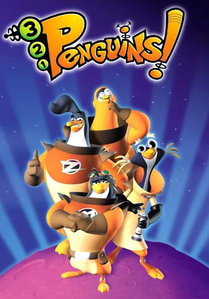 3-2-1 Пингвины! - 3-2-1 Penguins!