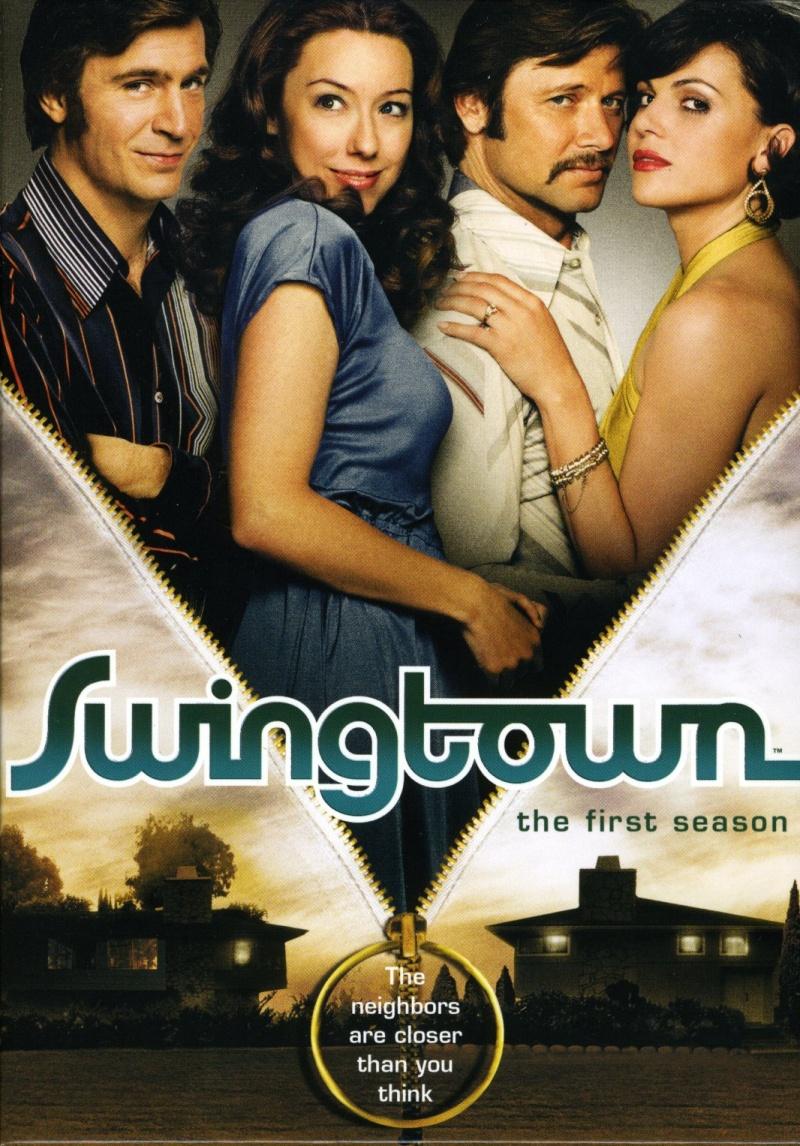 Город свингеров - Swingtown