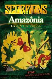 Scorpions: Amazonia (Live In The Jungle)
