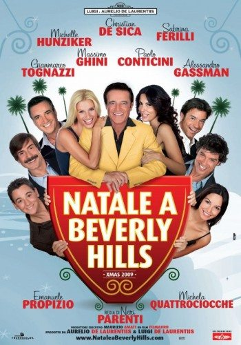 ��������� � �������-����� - Natale a Beverly Hills