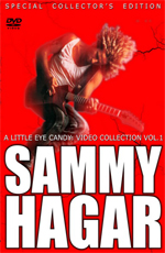 Sammy Hagar - Video Collection