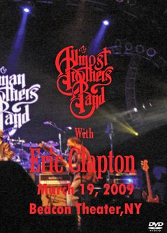 Allman Brothers Band With Eric Clapton: Live At Beacon Theater,NY