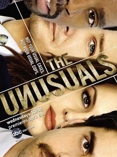 Необычный детектив - The Unusuals