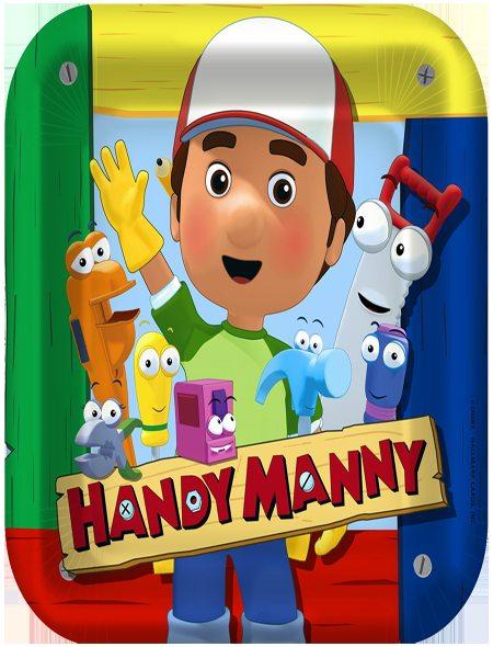 ������ ����� - Handy Manny