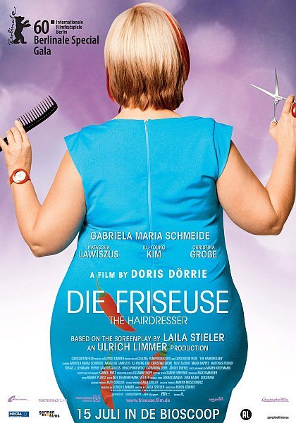 Парикмахерша - Die Friseuse