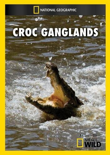 National Geographic : Крокодильи разборки - Crocodile Ganglands