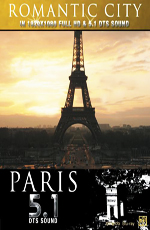 Romantic City: Paris